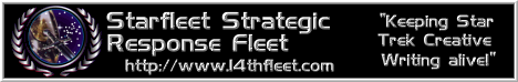 Starfleet Strategic Response Fleet Banner